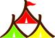 若者支援シェアハウス「人おこし」ロゴ