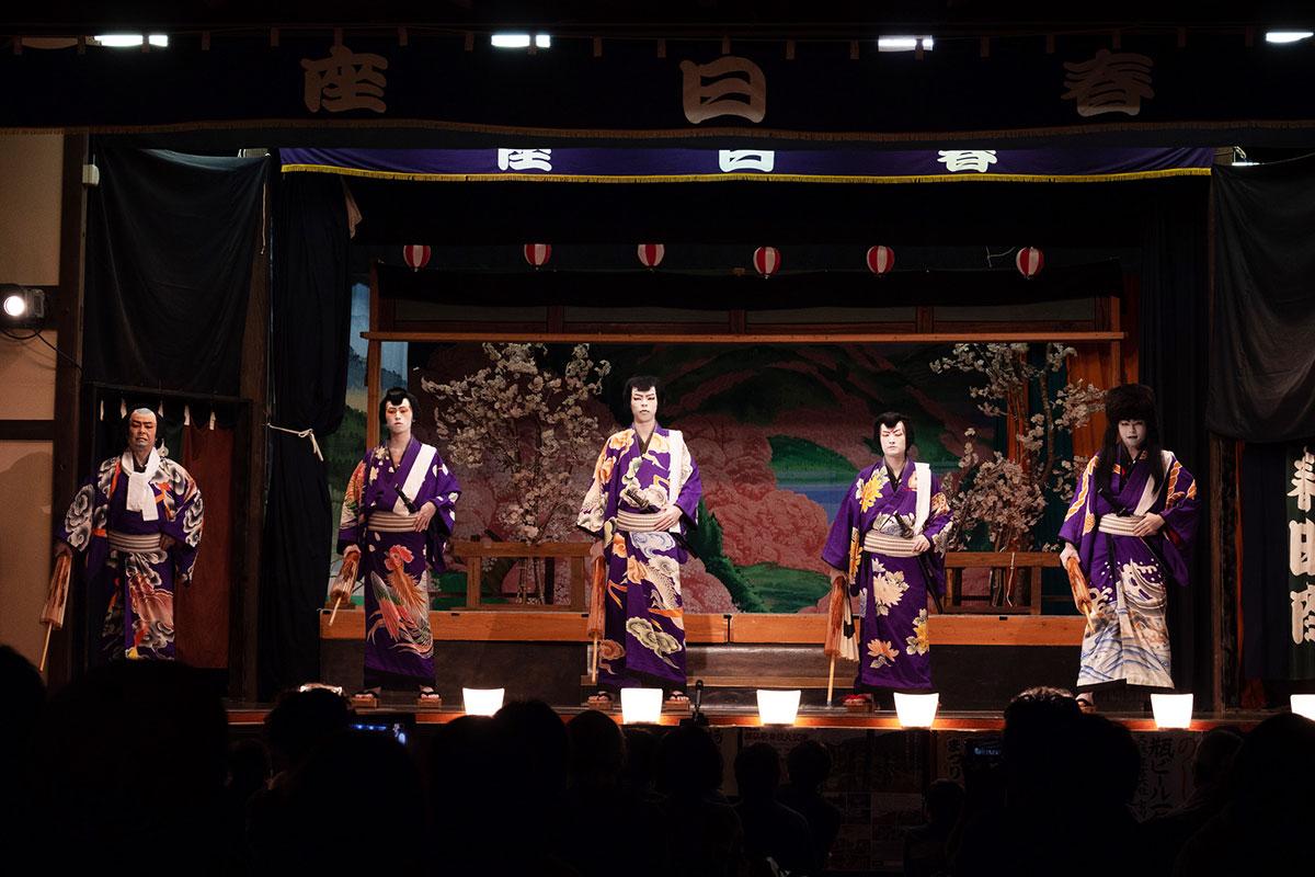 若者支援シェアハウス「人おこし」|農村歌舞伎