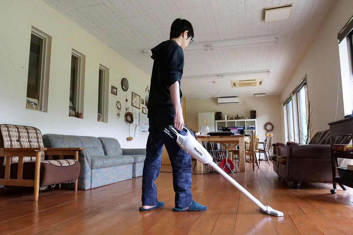 若者支援シェアハウス「人おこし」|掃除