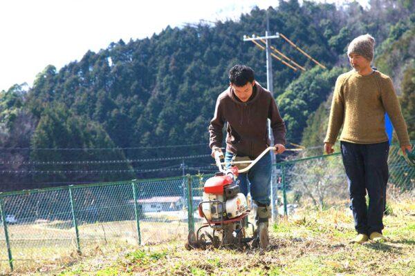 ひきこもり支援|農作業体験
